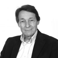 Peter Seldon BW